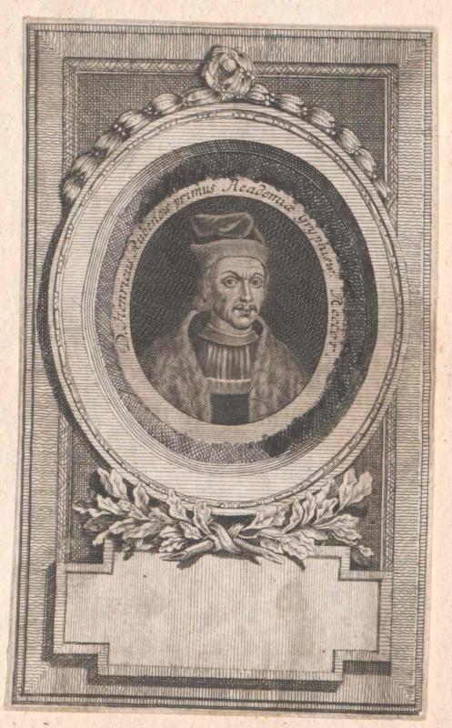 Rubenow, Heinrich