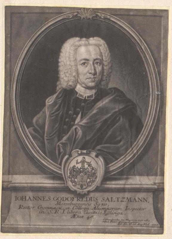 Salzmann, Johann Gottfried