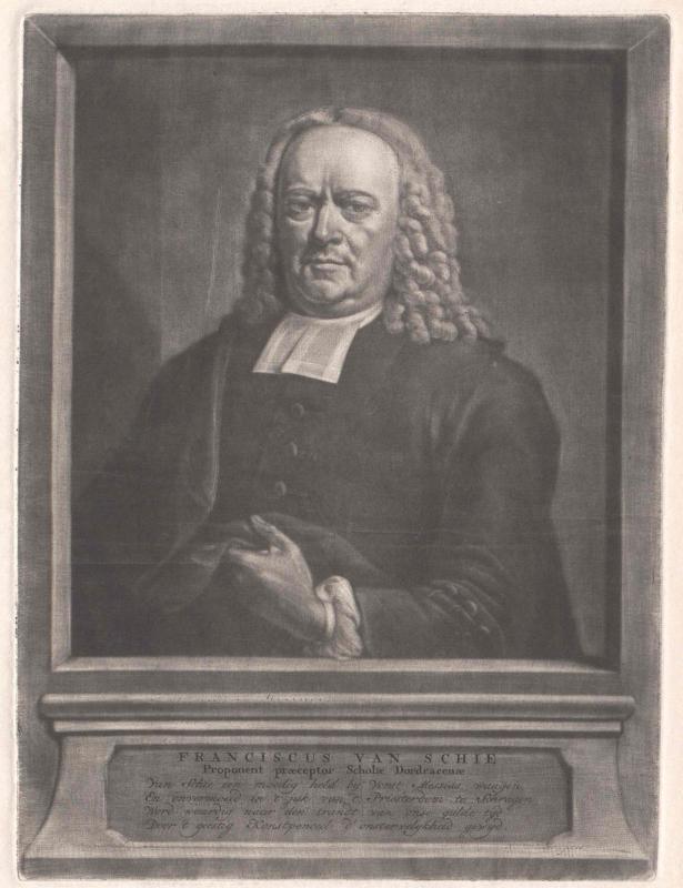 Schie, Franciscus van