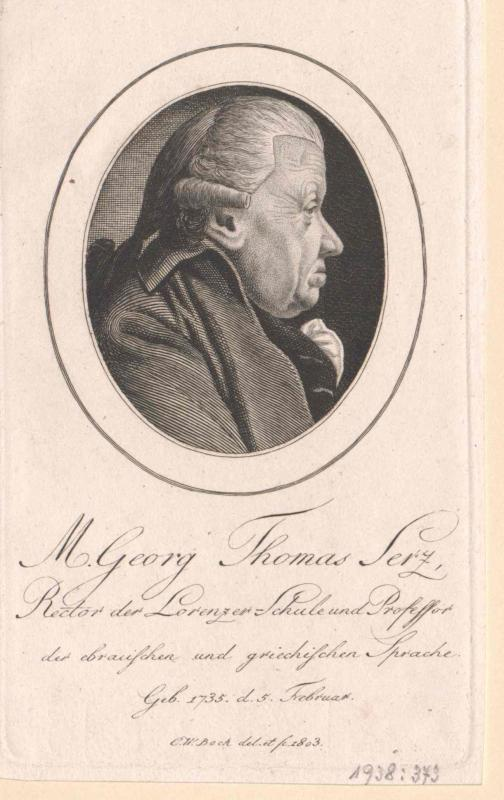 Serz, Georg Thomas