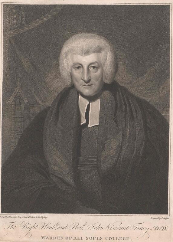 Tracy, 7. Viscount Tracy, John
