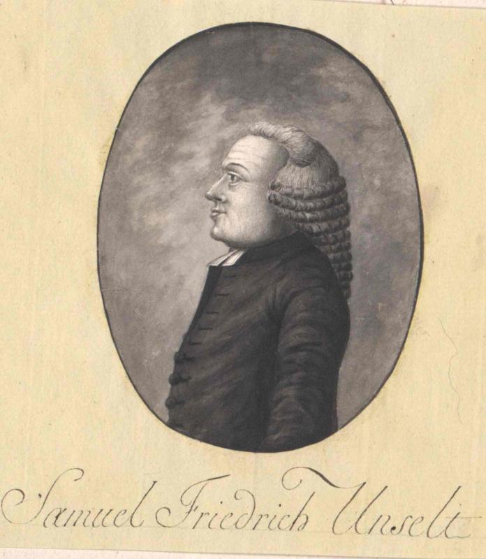 Unselt, Samuel Friedrich