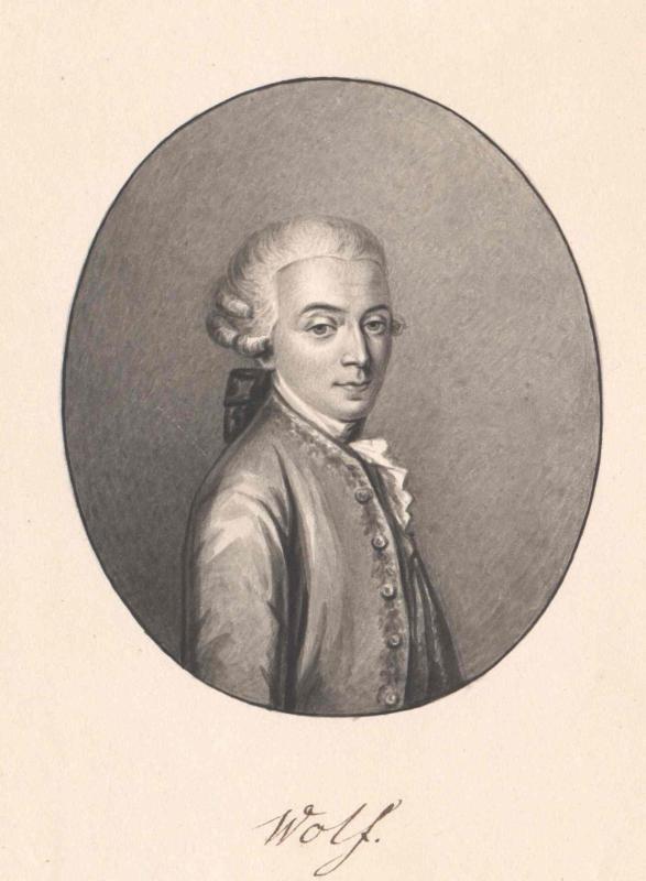 Wolf, Johann Georg