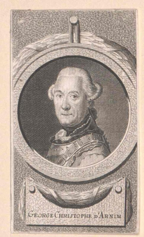 Arnim, Georg Christoph von