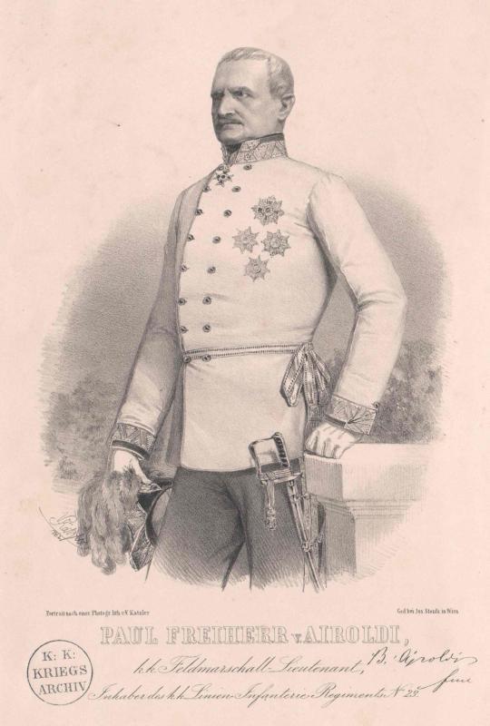 Airoldi, Paul Freiherr von