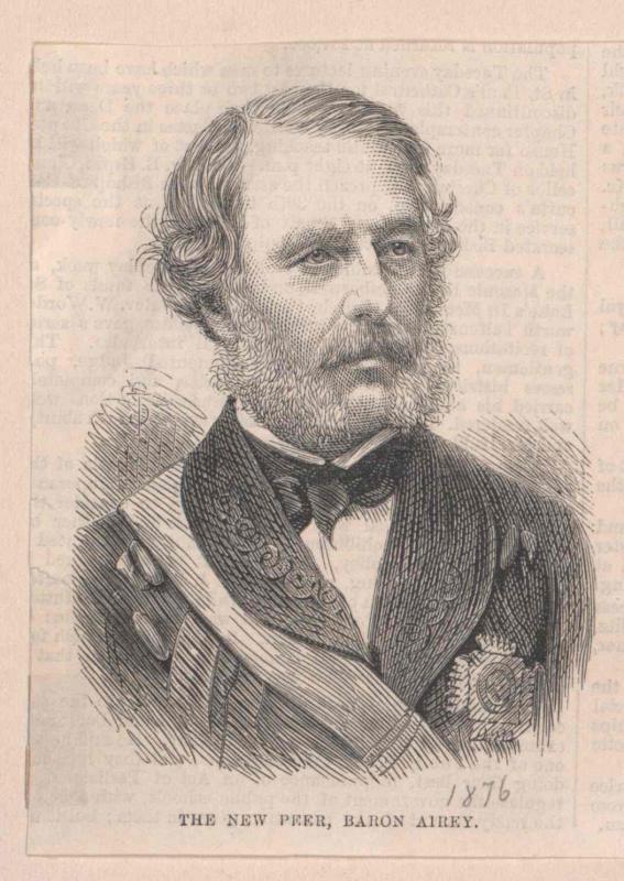 Airey, 1st Baron Airey, Richard