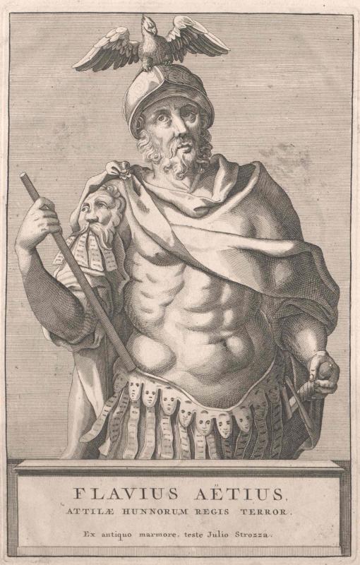 Aetius, Flavius