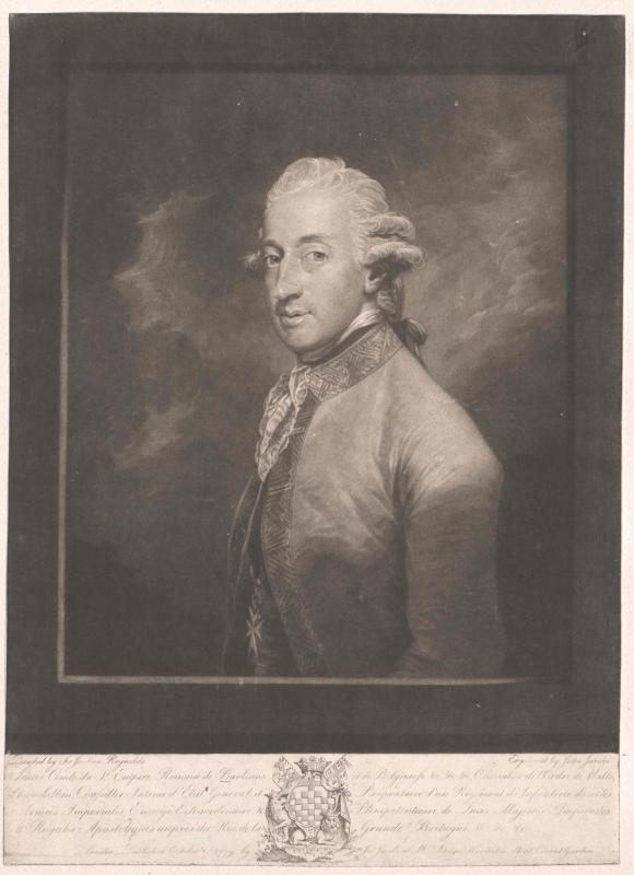 Barbiano di Belgioioso, Ludwig Karl Marie Conte di