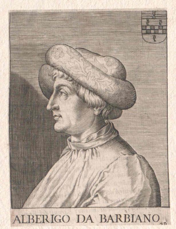 Alberico da Barbiano, Conte di