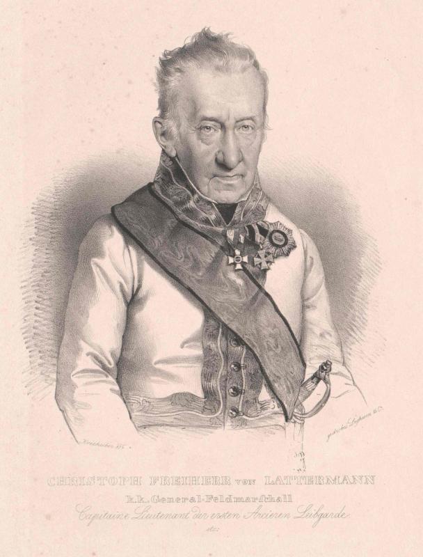 Lattermann, Christoph Freiherr von (1753-1835)