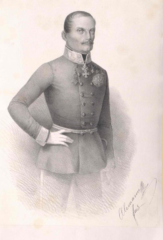Alemann, Wilhelm Freiherr