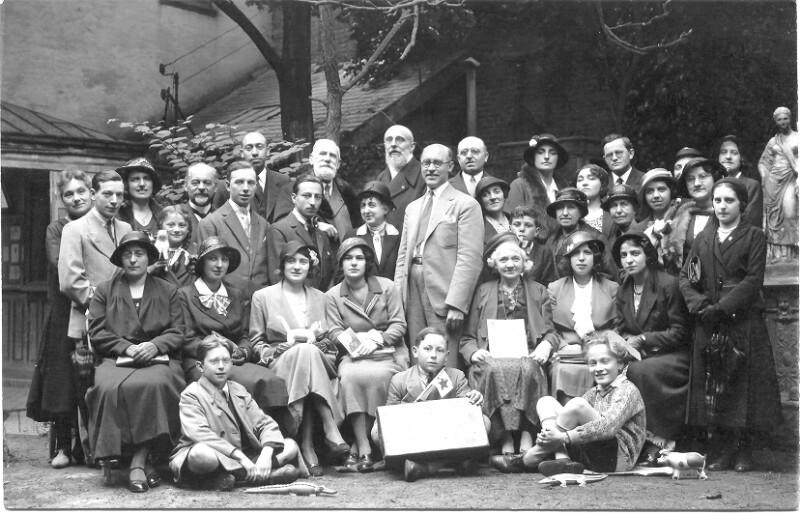 Esperanto-Kurs, Amiens 1932