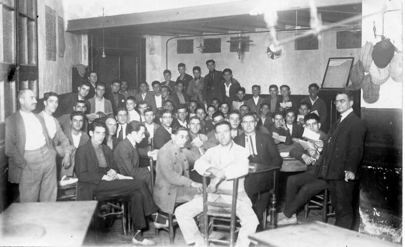 Esperanto-Kurs, Barcelona 1923