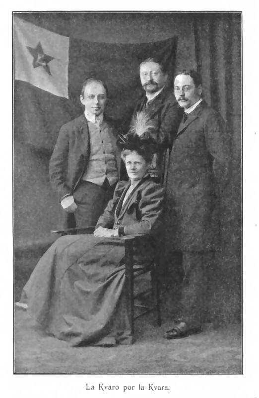 4. Esperanto-Weltkongress, Dresden 1908