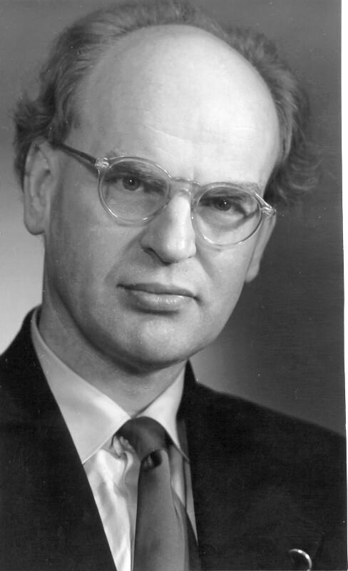 Paul Neergaard, um 1955