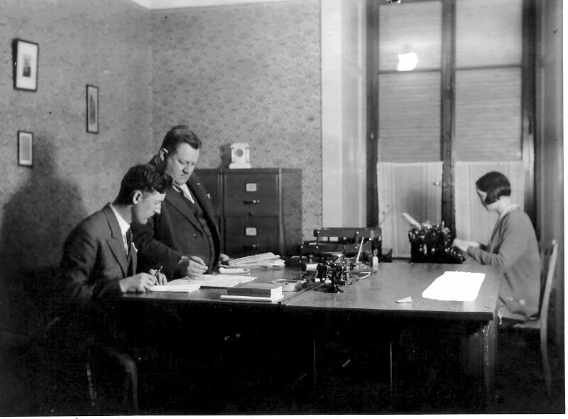 Internacia Centra Komitato, Genf 1931