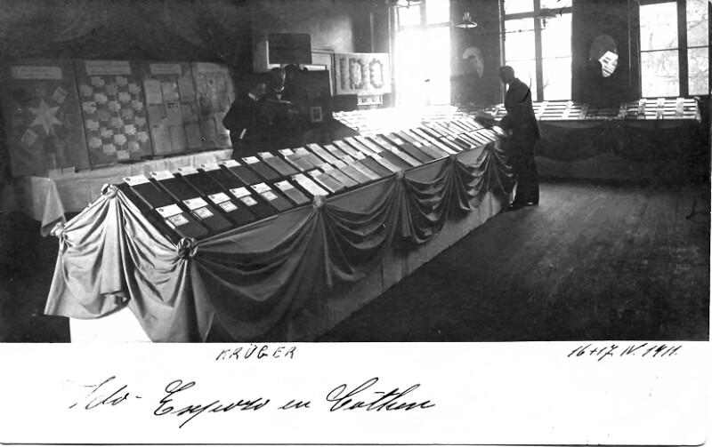 Ido-Ausstellung, Cöthen 1911