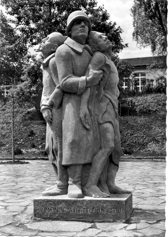 Kriegsmahnmal, Stockum 1961