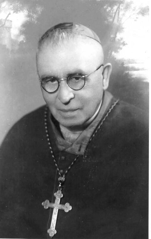 Antonin Eltschkner, um 1955