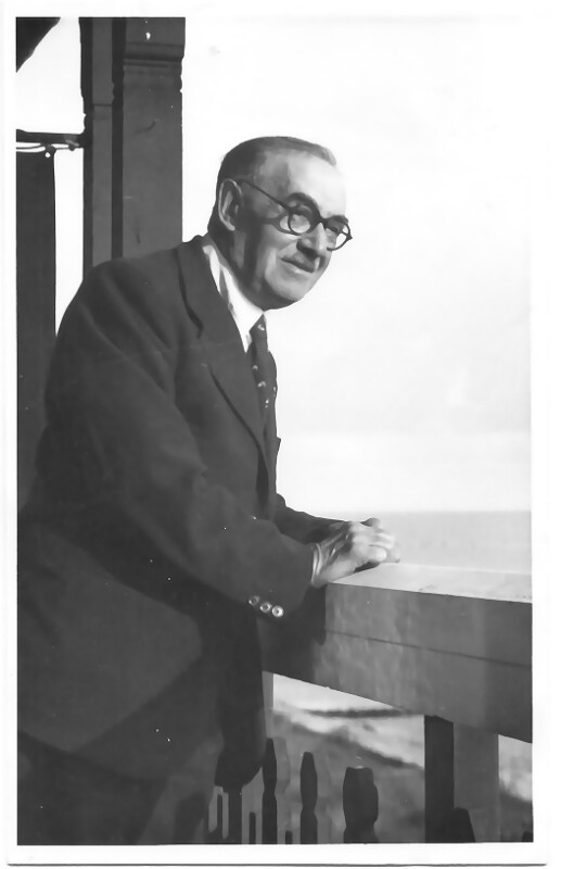 William W. Hide, 1956