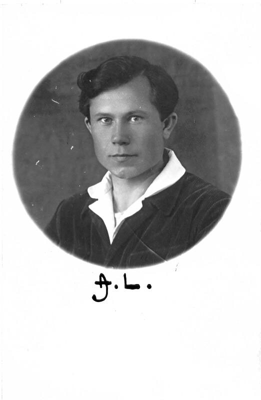 Aleksandr Liljer, 1930