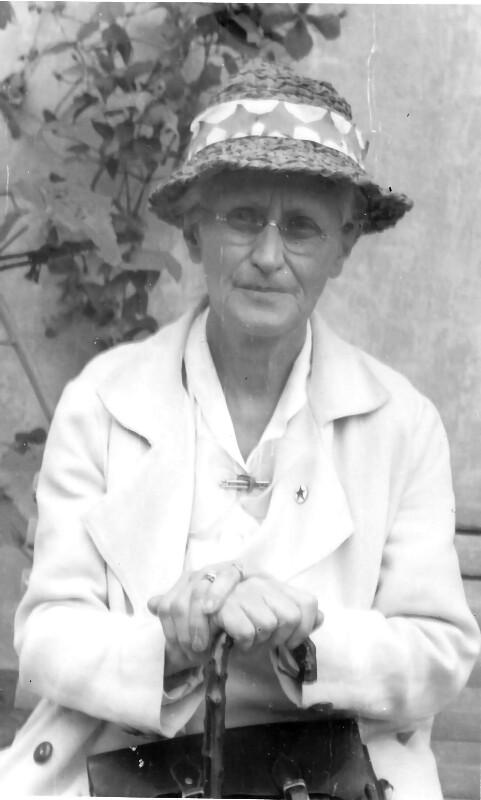 Margrethe Noll, 1943