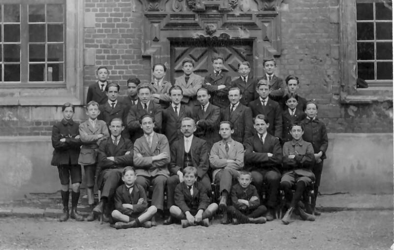 Esperanto-Kurs, St. Omer 1921