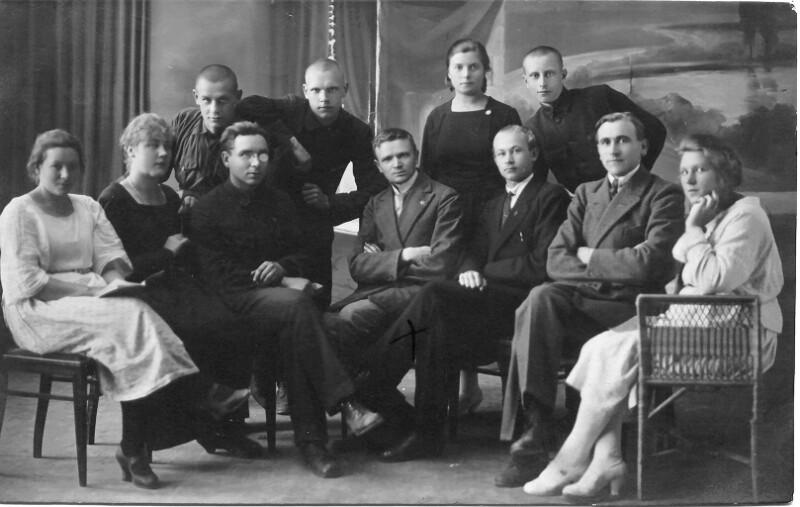Esperanto-Kurs, Haapsalu 1921