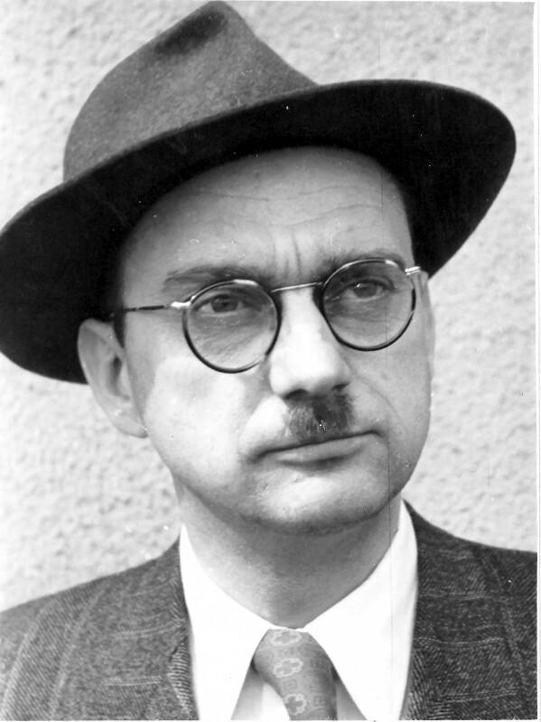 Arpad G. Pölöskey 1956