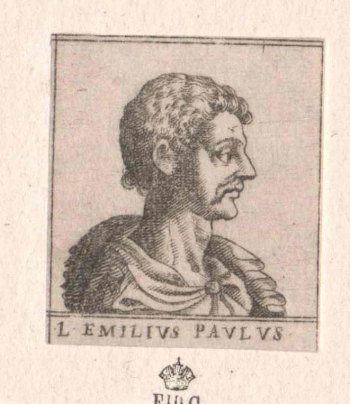 Aemilius Paullus, Lucius