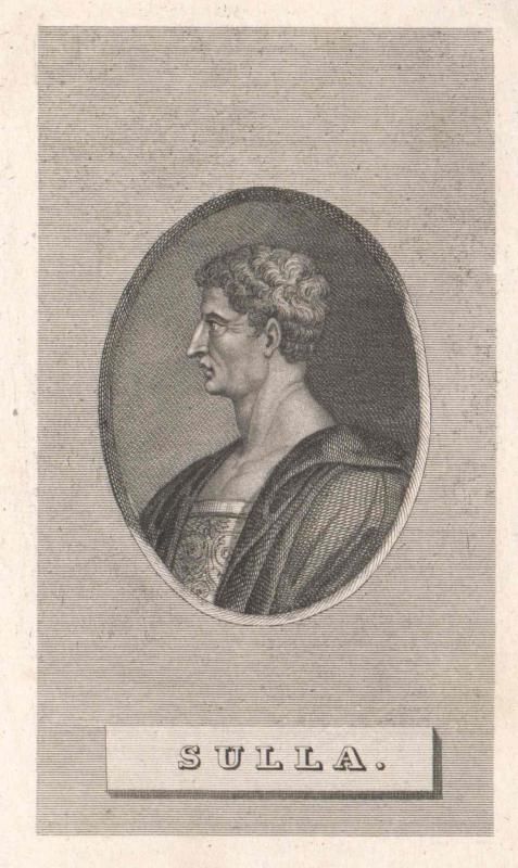 Sulla, Lucius Cornelius