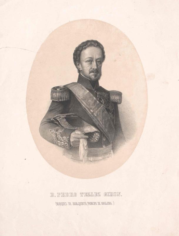 Tellez Girón y Pimentel, Principe de Anglona, Marqués de Javalquinto, Pedro
