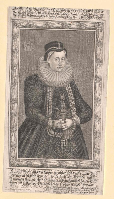 Weyermann, Klara