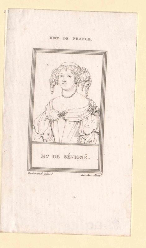 Rabutin-Chantal, Marie de
