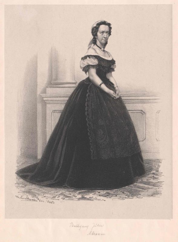 Apraxin, Julie Gräfin von