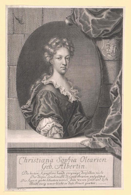 Alberti, Christiane Sophie