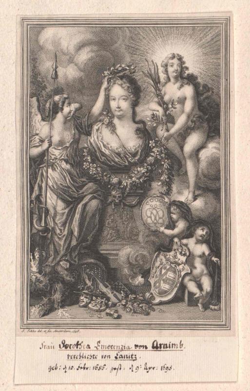 Arnim, Dorothea Emerentia von