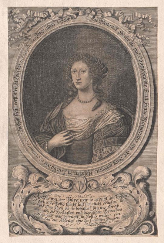 Uhlich, Anna Margaretha