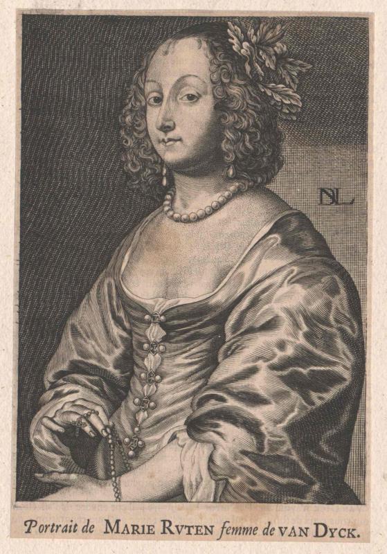 Ruthven, Mary