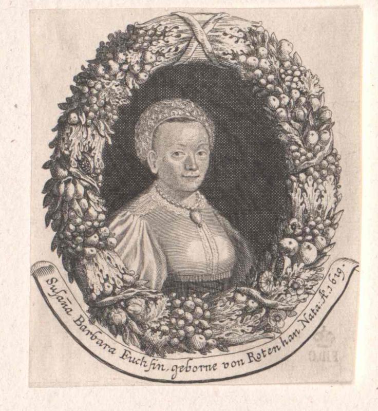 Rotenhan, Susanna Barbara