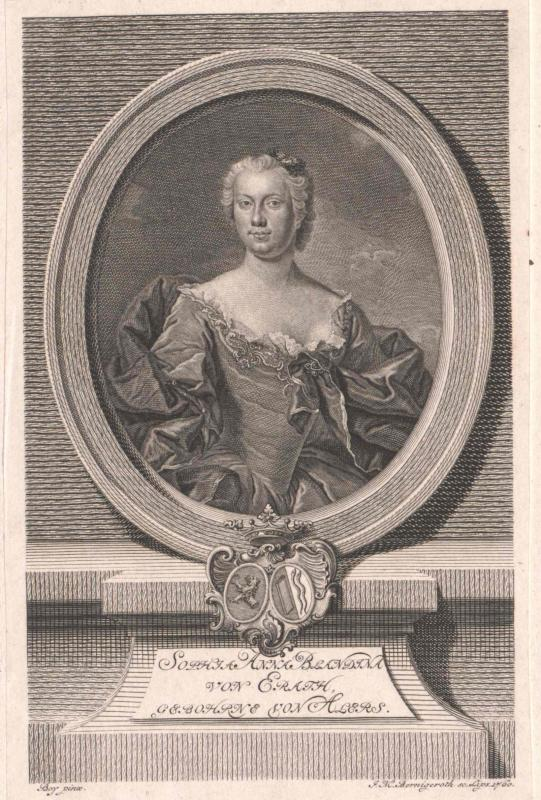 Alers, Sophia Anna Blandina von