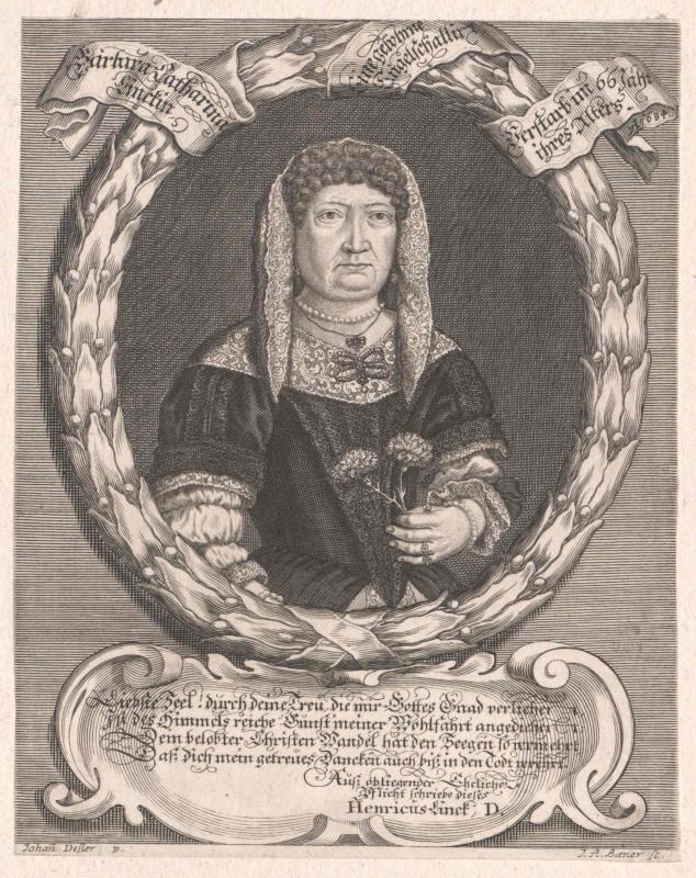 Engelschall, Barbara Katharina