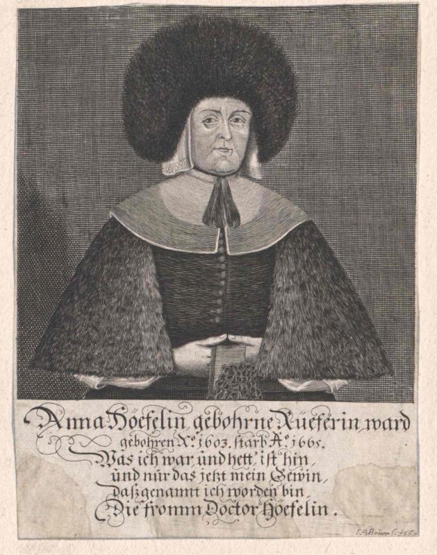 Rüefer, Anna