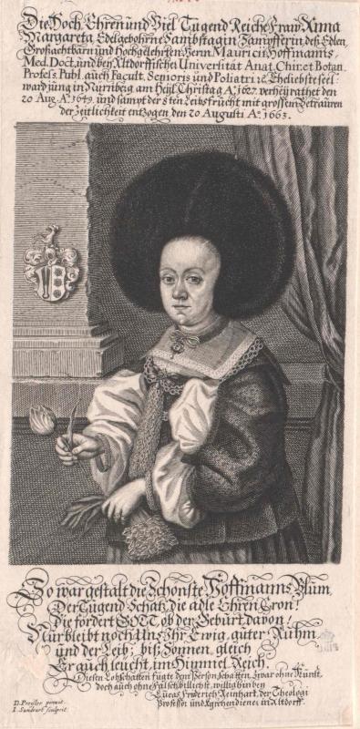 Sambstag-Tampffer, Anna Margaretha