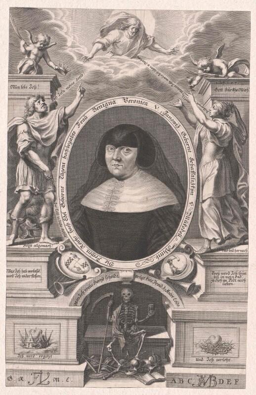 Schaffalizky von Mukodell, Benigna Veronica