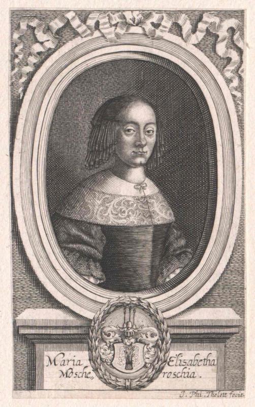 Moscherosch, Maria Elisabetha