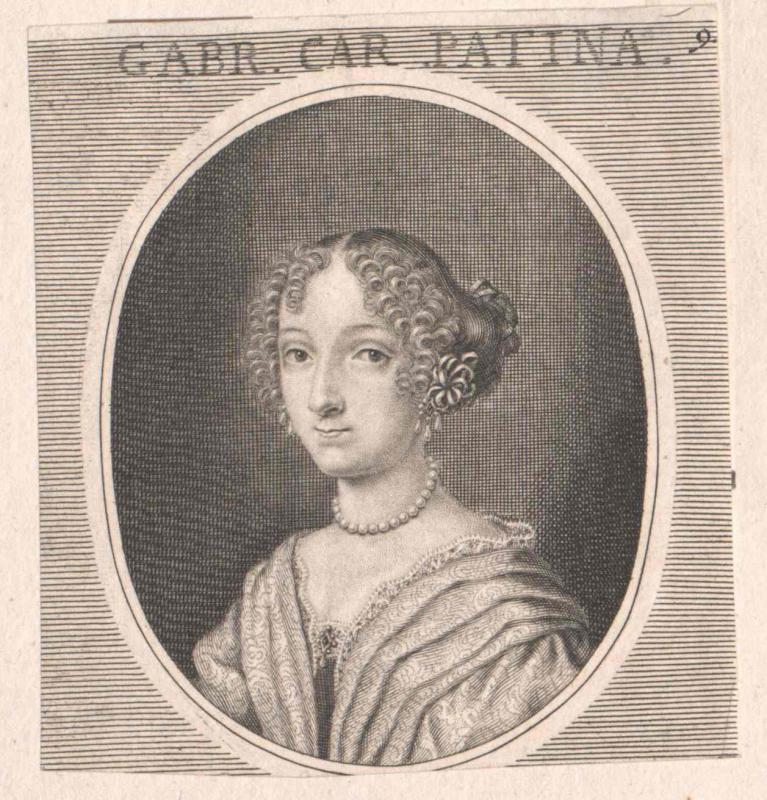 Patina, Gabriele Carola