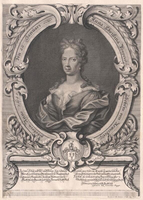 Asweede, Anna Christina