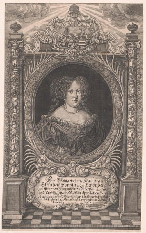 Arnim, Elisabeth Sophia von