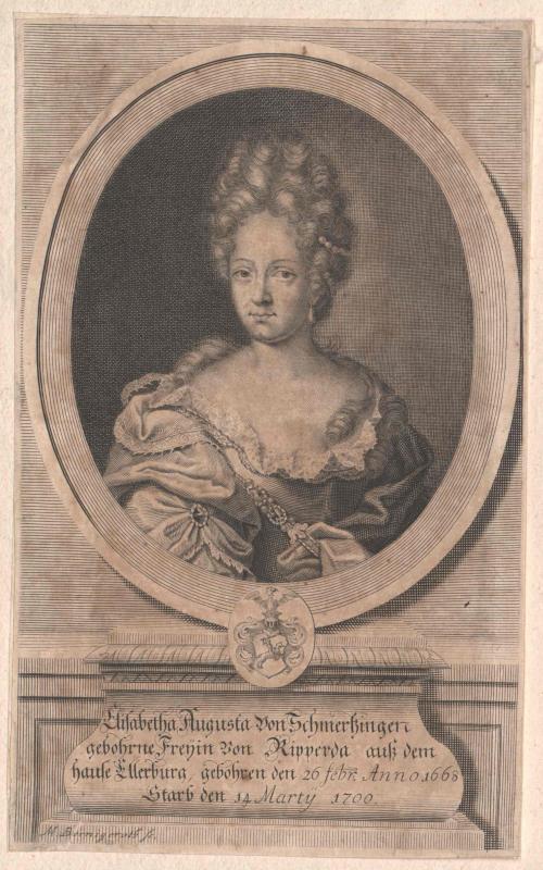 Ripperda, Elisabeth Augusta Freiin von